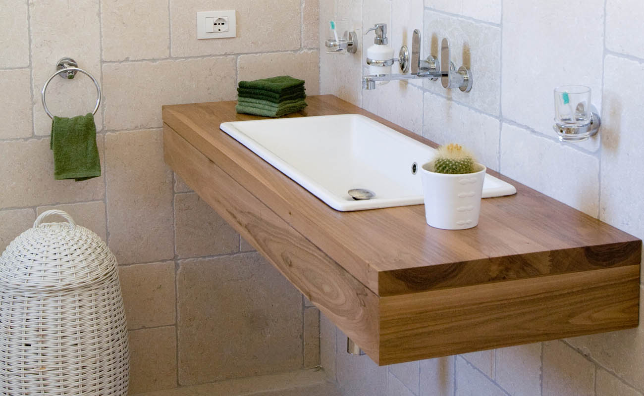Mobili e accessori ecoseledil for Mensole design bagno